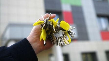 "В Ростове-на-Дону дольщики ЖК ""Европейский"" получили ключи от квартир"