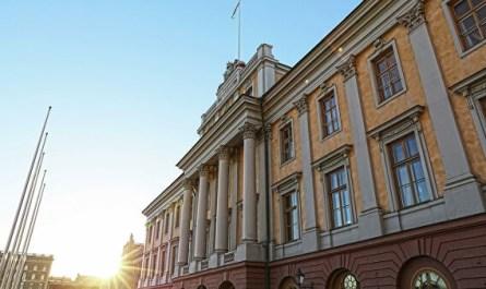 Швеция надеется на сотрудничество с Россией в разрешении конфликтов