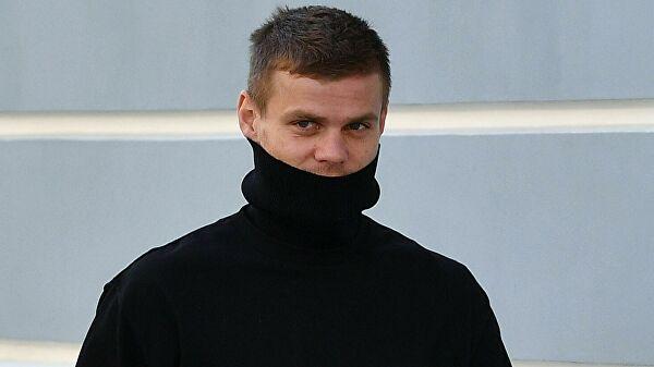 Кокорин о матче за «Зенит-2»: всё хорошо, выиграли и довольны