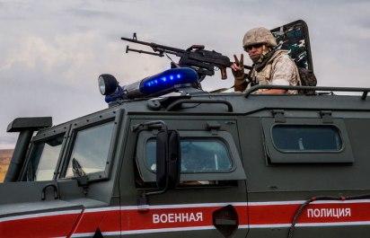 Турецкие военные не явились на совместное с Россией патрулирование в Сирии