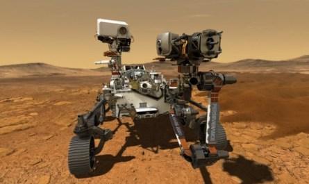 Марсоход «Марс-2020» назвали «Настойчивостью»