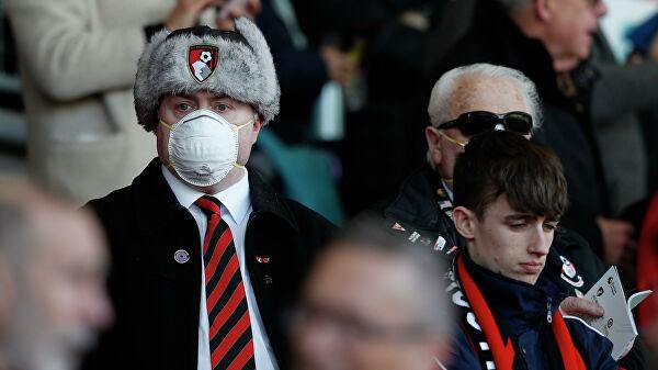 АПЛ выразила готовность провести матчи без зрителей из-за коронавируса
