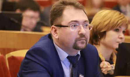 Депутат Дмитрий Чувилин исключен из КПРФ