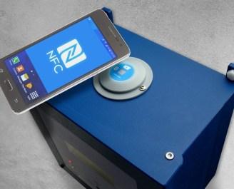 Технология NFC позволит заряжать небольшие гаджеты
