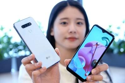 LG подготовила армию смартфонов семейства Q-Series