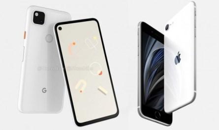 Бюджетный Pixel 4a от Google выгоднее, чем iPhone SE 2020
