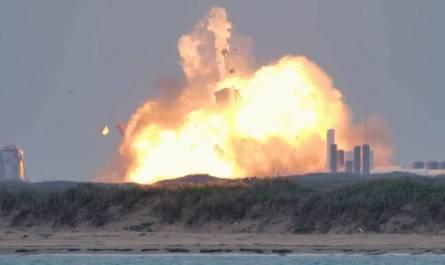 Илон Маск рассказал о взрыве прошлой ракеты и планах полететь на Марс