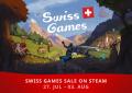 Новая распродажа Steam: Швейцарские игры