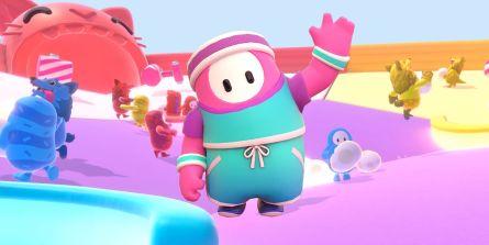 Криповее некуда: Авторы Fall Guys показали анатомию персонажей игры