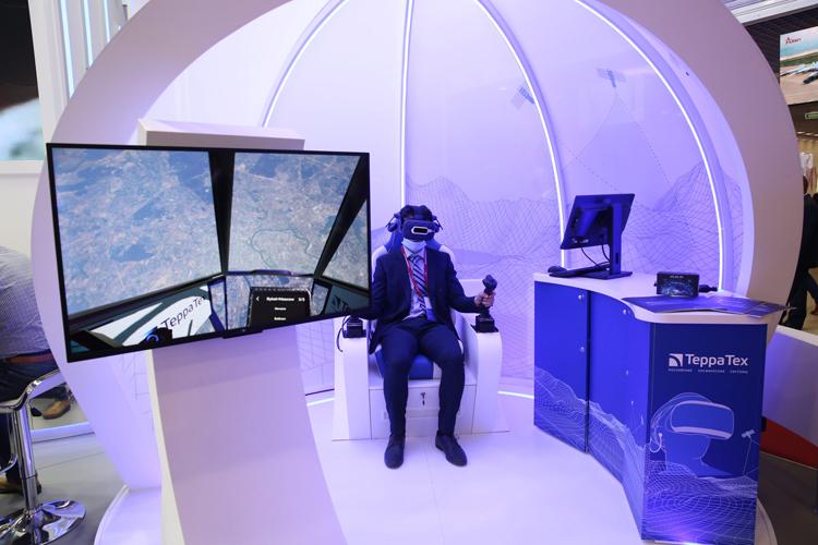 Российская платформа ATLAS VR способна создавать виртуальных двойников реальных мест и объектов