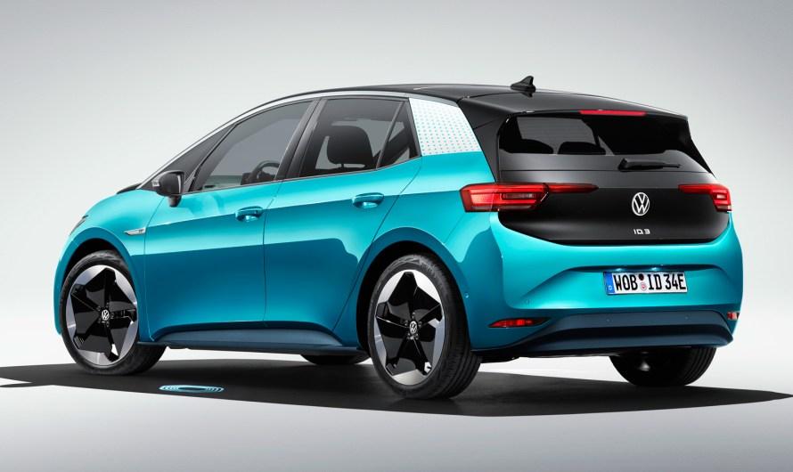 Илон Маск похвалил спортивный электрокар Volkswagen ID.3