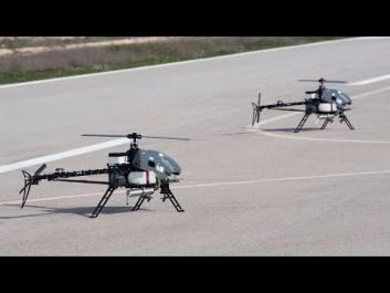 Представлена система управления флотом дронов при помощи смартфона