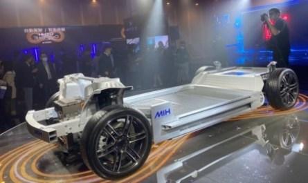 «Android в мире автомобилей». Foxconn представила собственную платформу для электрокаров