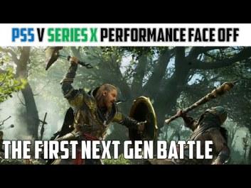 Пользователи сравнили производительность AC: Valhalla на Xbox Series X и PlayStation 5
