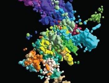 Первое детальное изображение хромосомы отличается от всех ранее показанных