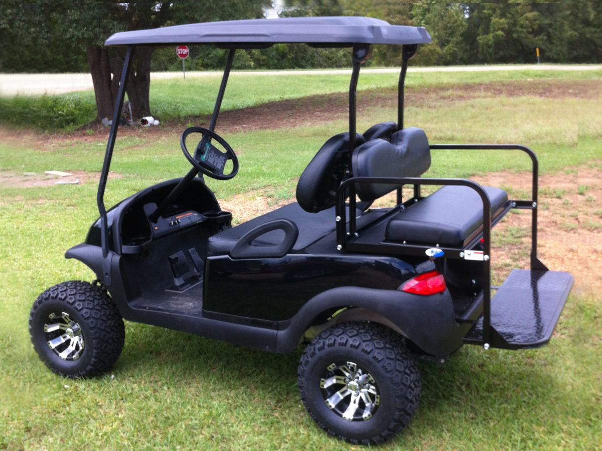black club car precedent golf cart for sale southeastern carts accessories custom pre. Black Bedroom Furniture Sets. Home Design Ideas