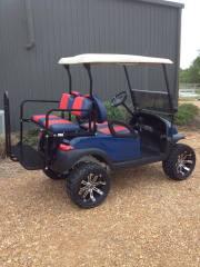 golf-cart-ole-miss-theme