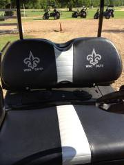 saints-custom-embroidered-golf-cart-seats