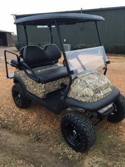 Custom Hunting Cart