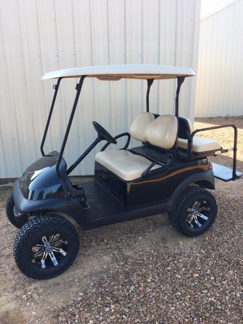 Custom Wheels for golf cart