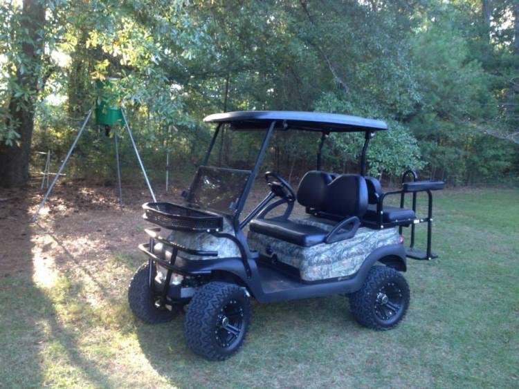 Hunting Golf Cart For Sale Atlanta 2