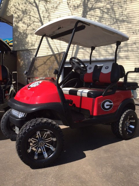 buyers guide used golf carts southeastern carts accessories rh segolfcarts com Street-Legal Golf Carts Luxury Golf Carts