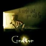 Coraline - US Poster