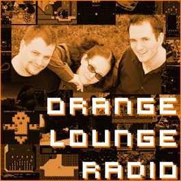 I'm on Orange Lounge Radio today!
