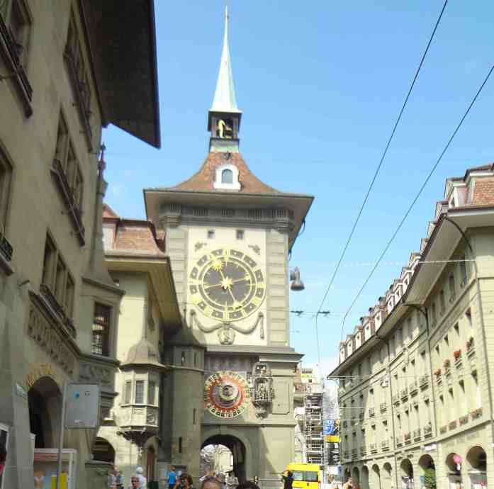 Zytglogge Berna
