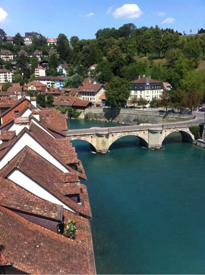 Rio em Berna