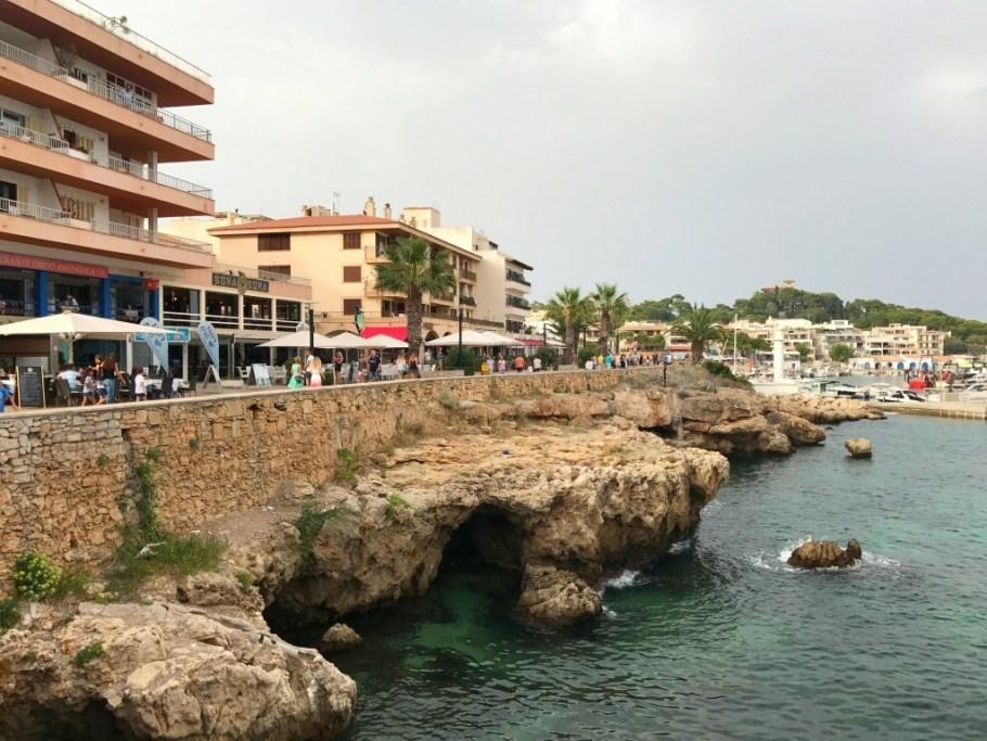 Cala Ratjada em Mallorca
