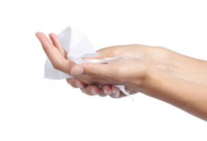 salviette umidificate - salviette umidificate
