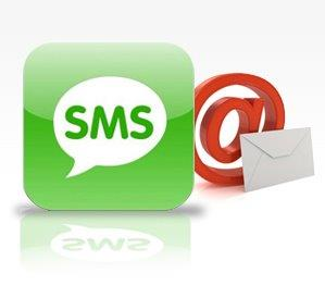 sms e email - sms-e-email