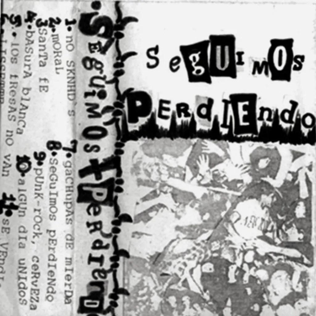 Seguimos Perdiendo Primer Demo 1994