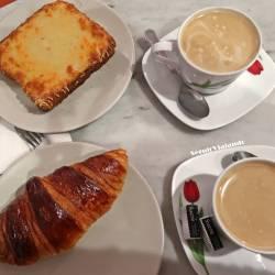 Desayuno en Toulouse