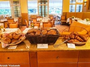 Desayuno Schloss Hotel Petry Treis Karden