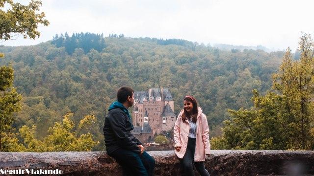 Castillo Burg Eltz - Valle de Mosela