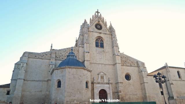 Catedral de San Antolín, Palencia