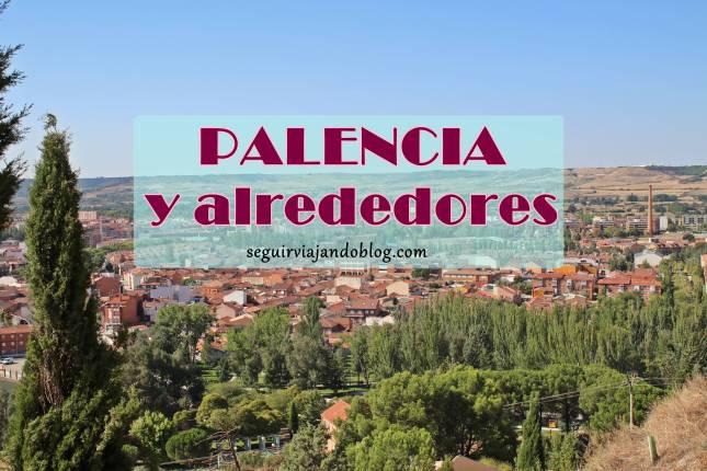 Miniatura Palencia y alrededores