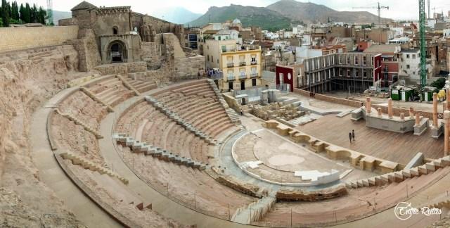 Teatro Romano Cartagena - Entre Rutas