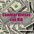Miniatura cambiar divisas con RIA