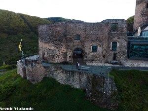 Castillo de Landshut, Bernkastel Kues - Valle de Mosela