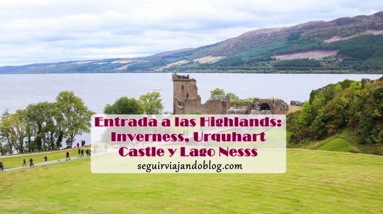 Entrada a las Highlands escocesas - Seguir Viajando