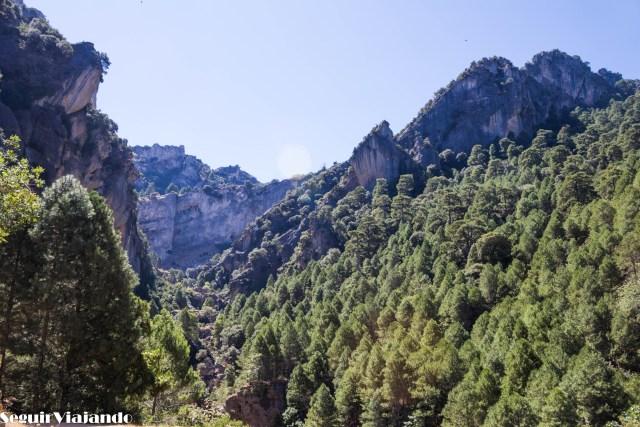 Ruta del río Borosa Cazorla - Seguir Viajando