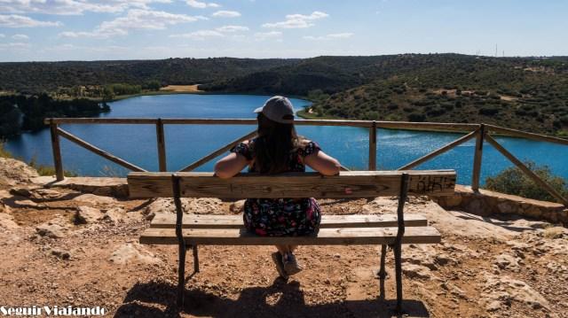 Mirador Laguna del Rey Lagunas de Ruidera - Seguir Viajando