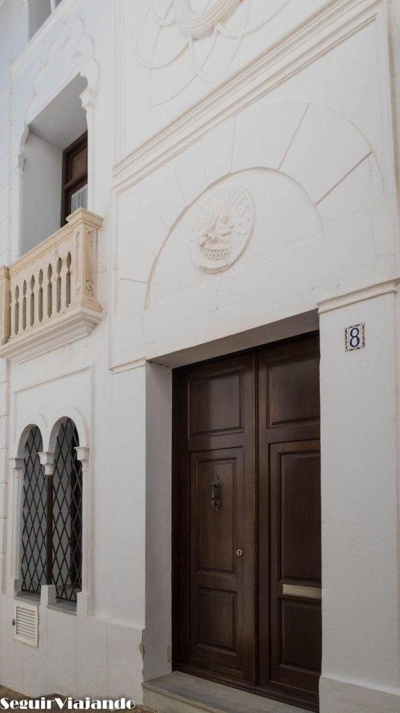 Casa Cervantes en Altea - Qué ver en Altea - Seguir Viajando