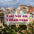 Qué ver en Villajoyosa - Seguir Viajando