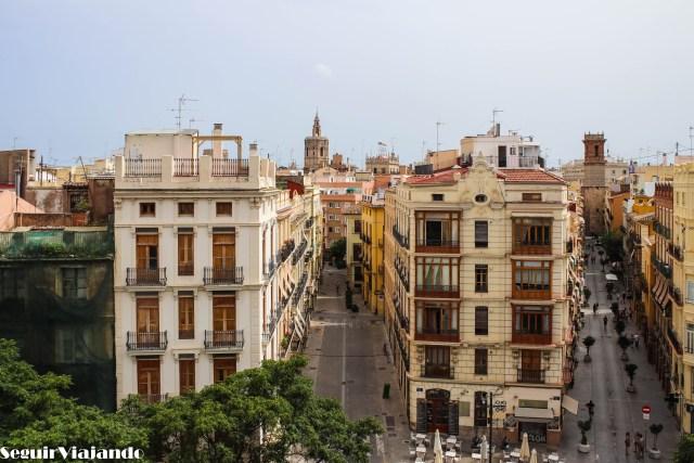 Mirador Torres de Serranos Valencia, Seguir Viajando