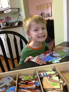 Henry and puzzles