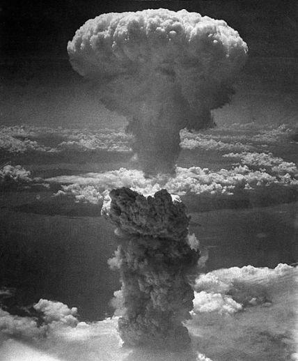hongo de Hiroshima-Nagasaki